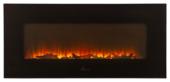 Foyer d'ambiance électrique Brixham Livin' Flame