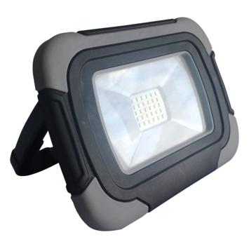 Projecteur LED rechargeable Handson 10W  gris