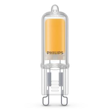 Philips LED capsule G9 25W wit niet dimbaar