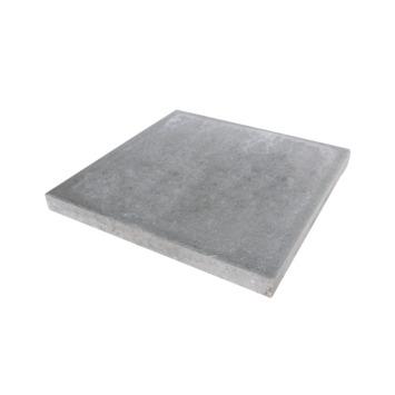 Dalle de terrasse Darwin 50x50x4,8 cm gris par palette