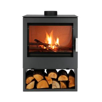 Livin' Flame houtkachel Sylte Ecodesign 2022