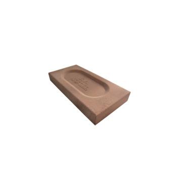 Vuurvast steen 22x11x3 cm
