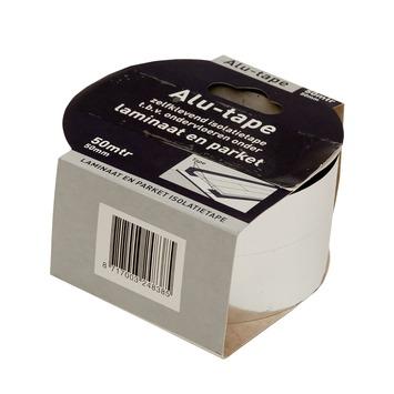 Aluminium tape ondervloer 50 m