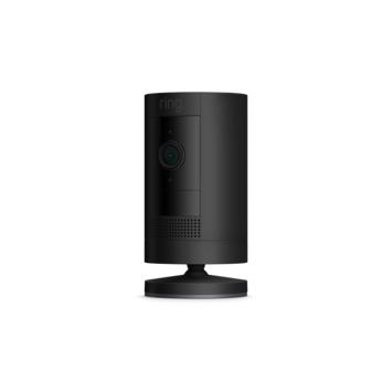 Ring Stick Up Cam beveiligingscamera 3e generatie batterij zwart