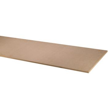 Panneau de meuble en MDF pefc 18 mm 244x60 cm