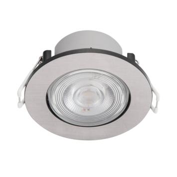 Philips spot encastré LED Taragon 1x4.5W nickel 2700K