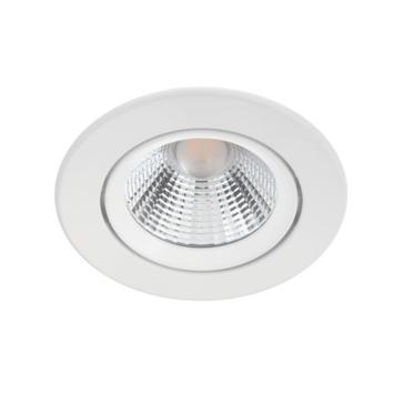 Philips set spots encastrés LED Sparkle 3x5.5W blanc 2700K - version réflecteur