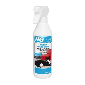 HG tegen urine geur