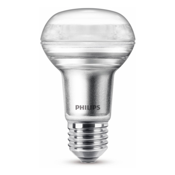 Philips LED reflector E27 40W R63 niet dimbaar