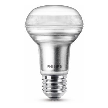 Philips LED reflector E27 60W R63 dimbaar