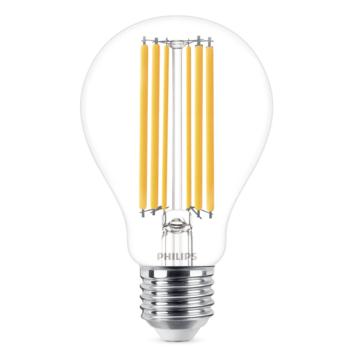 Philips LED peer E27 120W filament helder niet dimbaar