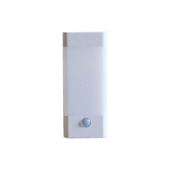 Veilleuse à LED intégrée et interrupteur crépusculaire Prolight 0,8 W