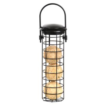 Vogelvoer winter hanger voor mezenbollen 8x8x22cm