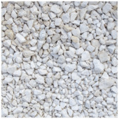 Gravier split  dolomie marble 5-11 mm- 40 sacs de 25 kg