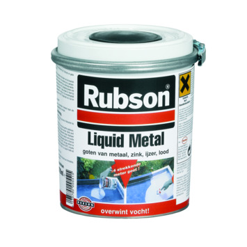 Gouttières en métal Liquid Metal Rubson 1 kg