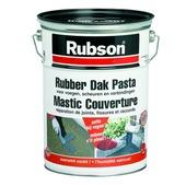 Rubson dakpasta voor voegen rubber zwart 2 l