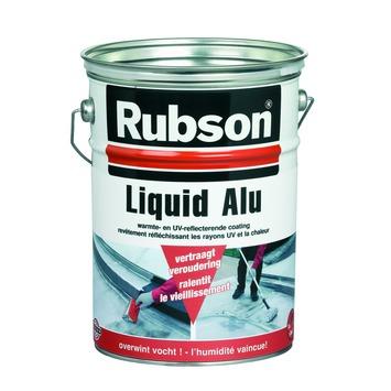 Revêtement réfléchissant UV/chaleur Liquid Alu Rubson 4 L
