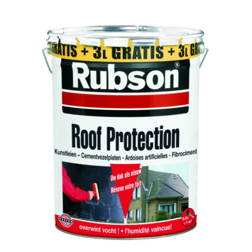 Protection ardoises artificielles et fibrociment Roof Protection Rubson 20 L