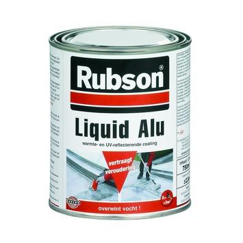 Revêtement réfléchissant UV/chaleur Liquid Alu Rubson 750 ml