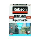 Rubson Super-dicht reparatiemortel waterdicht grijs 1 kg