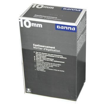 Ciment d'égalisation gris 5 kg GAMMA