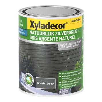 Xyladecor Silvershine Urban Grey 1 L