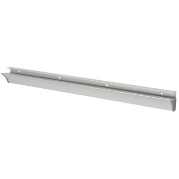 Console Duraline Rail aspect aluminium 60 cm