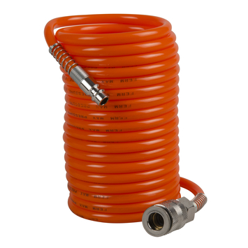 Tuyau spirale pour air comprimé Ferm ATA1026 5 m
