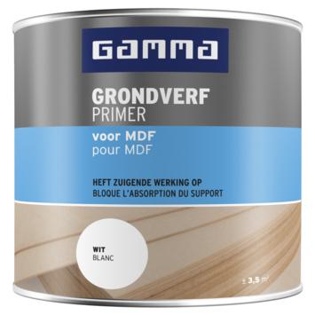 GAMMA MDF Grondverf 250 ml wit