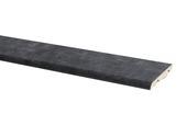 Europlinthe anthracite 240 cm