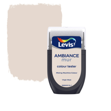 Levis Ambiance kleurtester virgin wool 30ml