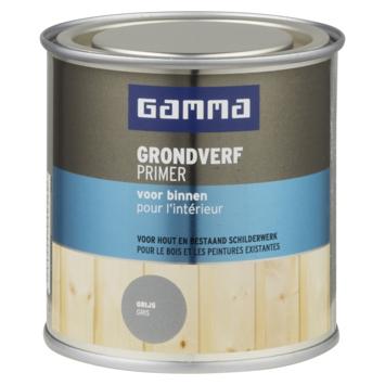 GAMMA primer voor binnen 250 ml grijs