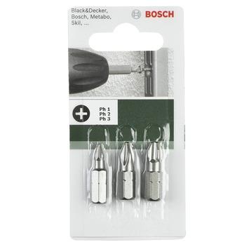 Bosch schroefbitset XH-TORSPZ1/2/2