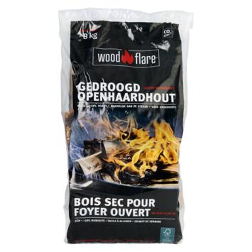Bois de chauffage séché en étuve Wood Flare 8 kg