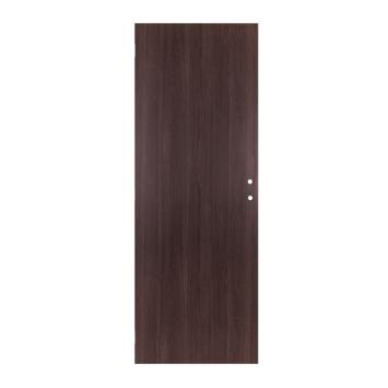 Solid binnendeur Senza Classico honingraat antraciet eik verticaal 201,5x63 cm