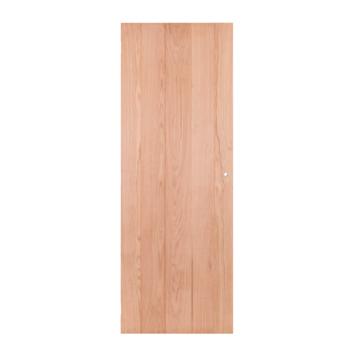 Solid binnendeur Country B000 honingraat eik fineer 201,5x78 cm