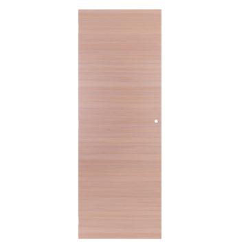 Solid binnendeur Senza Classico honingraat eik wit horizontaal 201,5x78 cm