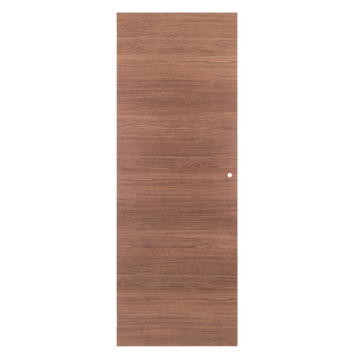 Solid binnendeur Senza Classico honingraat grijze eik horizontaal 201,5x68 cm