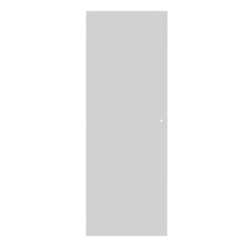 Solid binnendeur Senza Classico honingraat premium white 201,5x78 cm