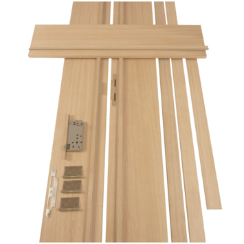 Solid Portixx deurkassement multiplex/eik fineer 201,5x16,5x1,8 cm