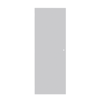 Solid Portixx binnendeur Colore P000 tubespaan wit 201,5x88 cm