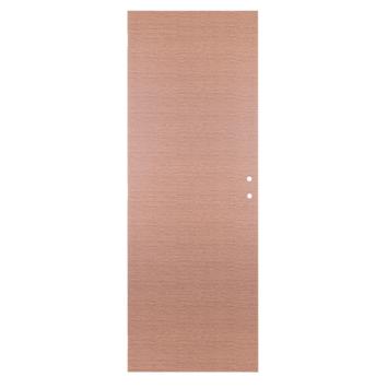 Solid binnendeur Senza Luce honingraat lichtgrijs horizontaal 201,5x83 cm