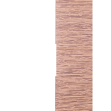 Solid Portixx binnendeur Senza Luce honingraat lichtgrijs horizontaal 201,5x78 cm