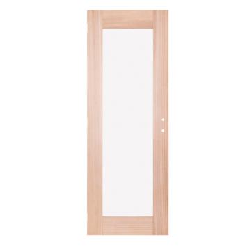 Solid Portixx binnendeur Spirit M15 massief hout met mat glas 201,5x83 cm