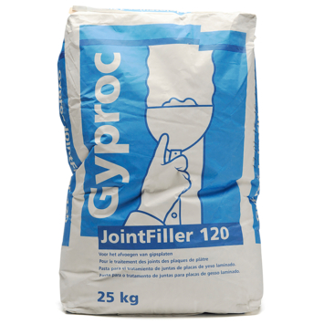 Gyproc JointFiller 120 voegproduct 25 kg