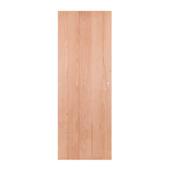 Panneau de porte intérieure Country B000 201,5x83 cm placage chêne