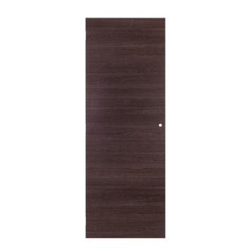 Solid binnendeur Senza Classico antraciet eik horizontaal 201,5x93 cm
