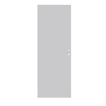 Solid binnendeur Colore P000 honingraat voorgeverfd wit 211,5x93 cm