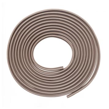 Solid isolatiestrip T-shape eik antraciet
