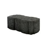 Betonklinker zwart waterdoorlaatbaar 22x11x6 cm